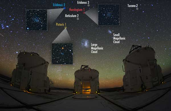 Dwarf galaxies discovered in Dark Energy Survey