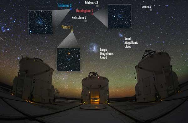 Dwarf galaxies discovered in Dark Energy Survey