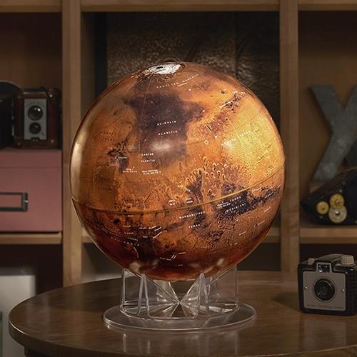 Sky & Telescope's Mars Globe