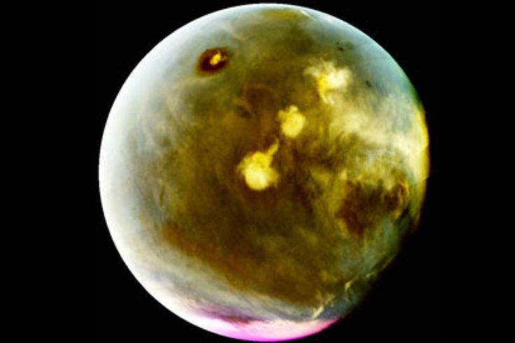 Mars in UV