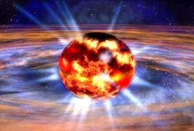 Neutron star.NASA
