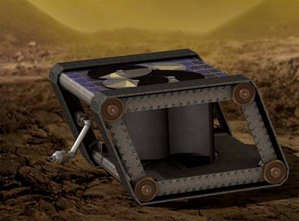 Phase II AREE rover