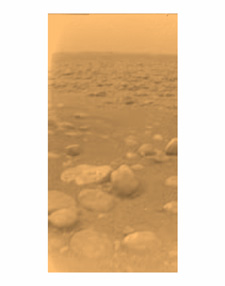 Titan's surface