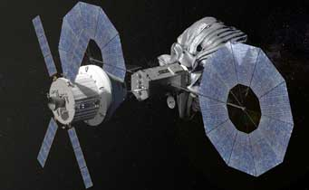 NASA asteroid retrieval scheme