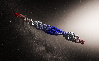 'Oumuamua's tidal stresses