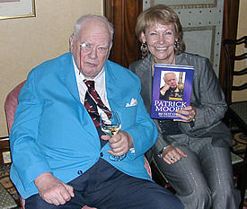 Sir Patrick Moore's 80th birthday