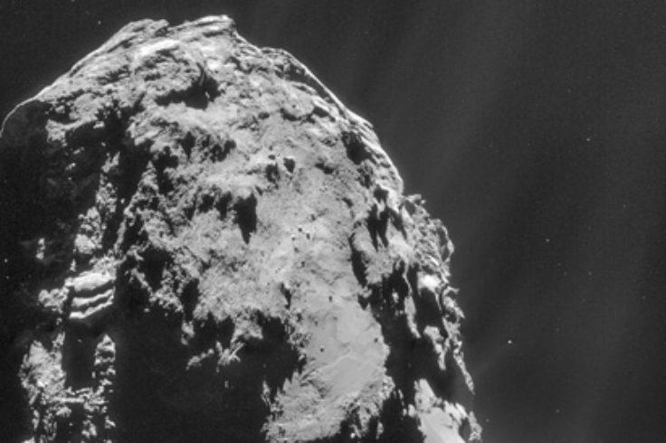 The Chury Comet