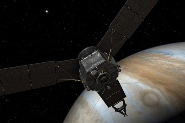 Juno at Jupiter