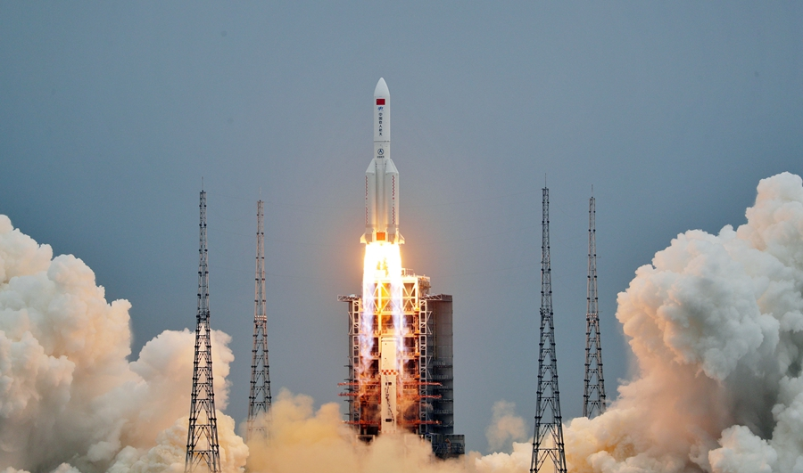 Tianhe Launch