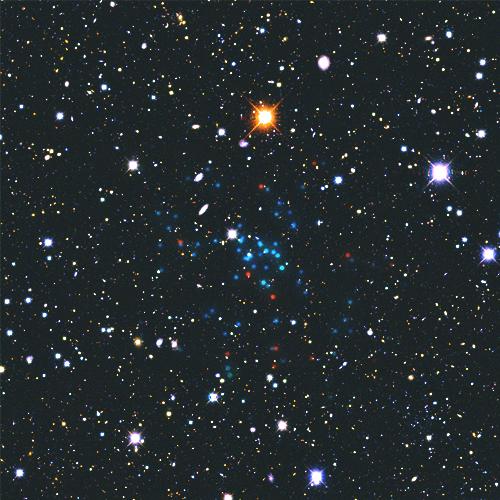 Pictoris I ultra-faint dwarf galaxy