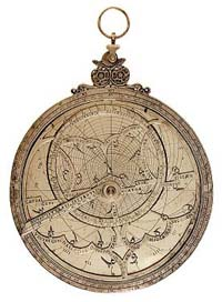 German astrolabe