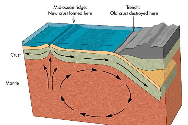 Plate tectonics explained