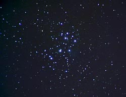 picturing the Pleiades
