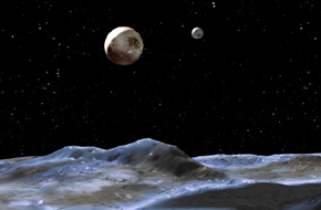 Pluto's Two Newest Moons