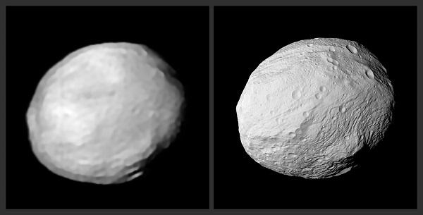 ESO Dawn Vesta