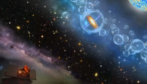 cosmic time and quasar