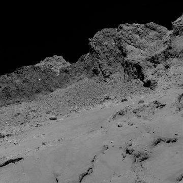 Rosetta's Final View