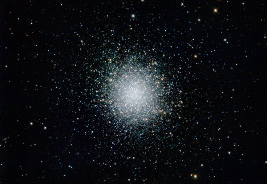 M13 from a backyard