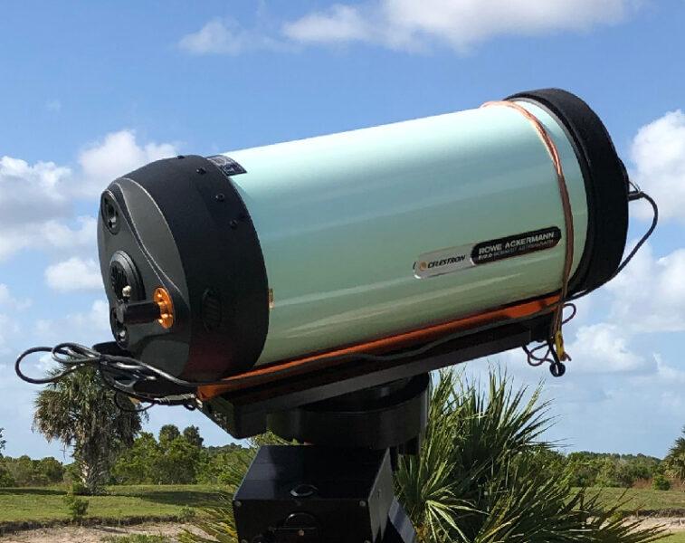 RASA 8 inch telescope