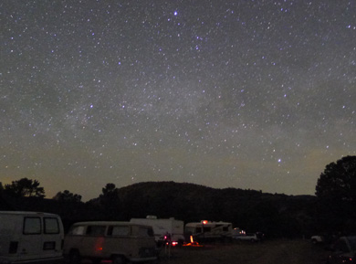 The Milky Way at RTMC