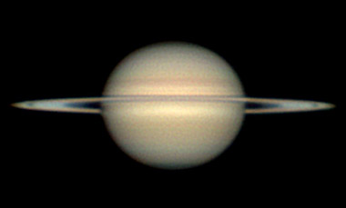 Saturn on March 24, 2010
