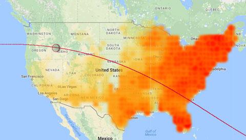 Solar Eclipse Vs Power