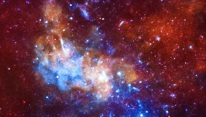 Milky Way Center in X-rays