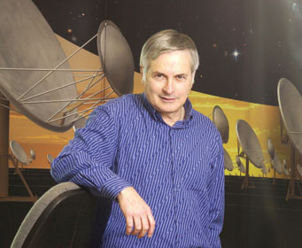 Seth Shostak, alien hunter