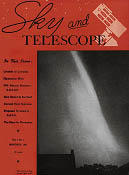 sky and telescope 1941 cover