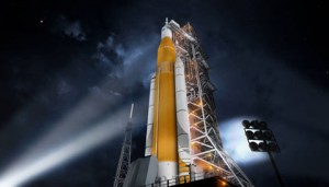 SLS/Orion (artist's conception)