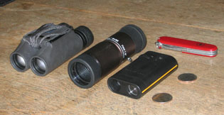 tiny optical instruments