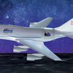 SOFIA in Flight