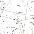solar sibling in Hercules
