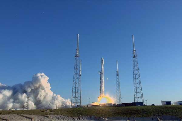 TESS launch