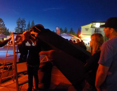 A Big Dob at the StarLight Festival