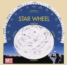 Learn how to make a star wheel with this amazing guide from Sky & Telescope.
