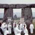Stonehenge solstice in 1981