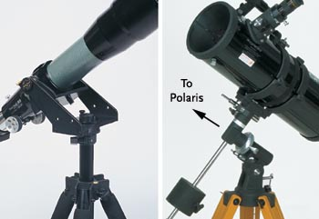 Telescope mounts