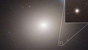 ultracompact dwarf galaxy