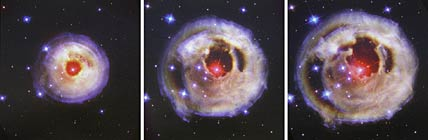 V838 Mon's Expanding Light Echo