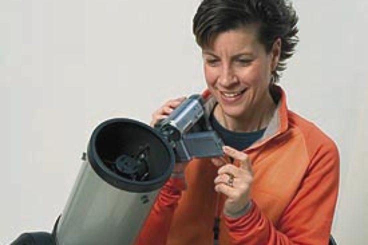 video astronomy