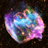 Barrel-shaped supernova remnant