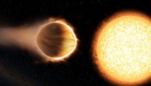 hot Jupiter WASP-121b