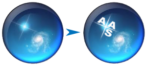 AAS and WWT Logos